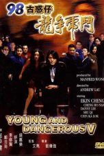 Nonton film Young and Dangerous 5 (1998) sub indo