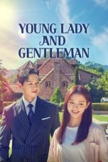 Nonton film Young Lady and Gentleman sub indo